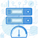 dashboard, data, database, performance, rack, server, storage