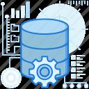 cogwheel, gear, options, preferences, rack, server, settings