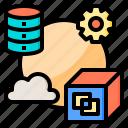 analysis, connection, data, innovation, internet, relation, server