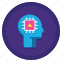 artificial, intelligence, technology icon