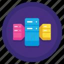 big, data, database icon