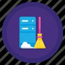 cleansing, data, storage