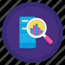 data, science, storage icon