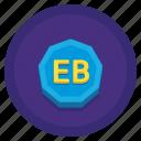 data, exabyte, storage icon