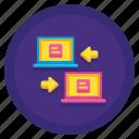 data, failover, server icon
