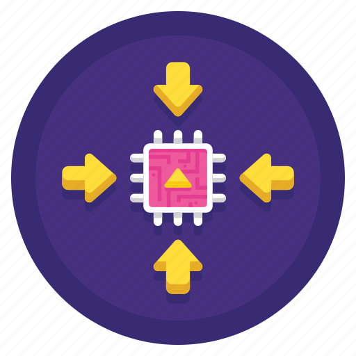 data, engineering, feature icon