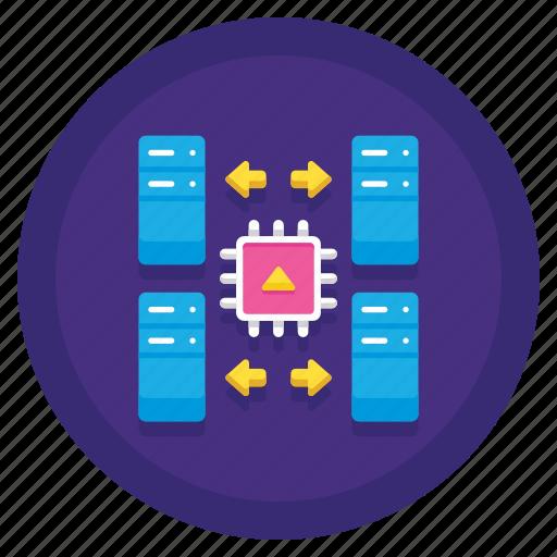 data, imdg, storage icon