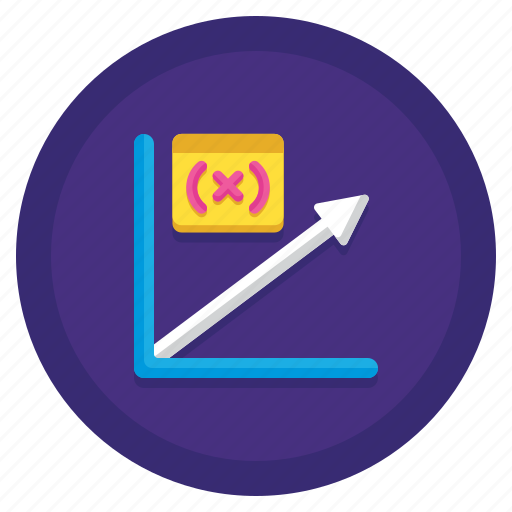 data, independent, variable icon