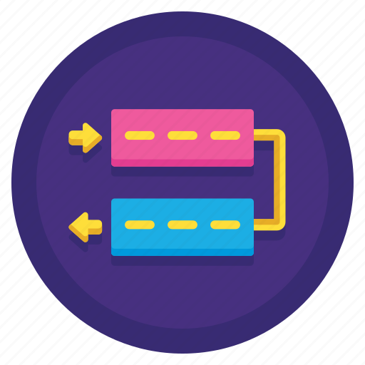analysis, data, query icon