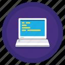 database, server, vax icon
