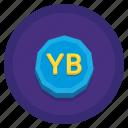 data, storage, yottabyte icon