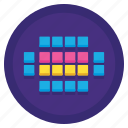 data, framework, zachman icon