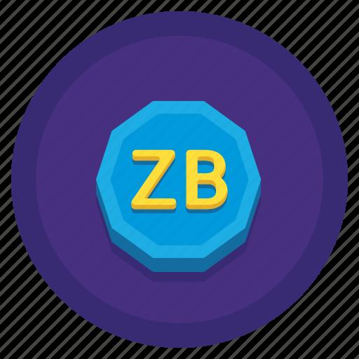data, storage, zettabyte icon