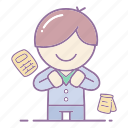 action, business, businessman, finance, marketing, professional, success icon