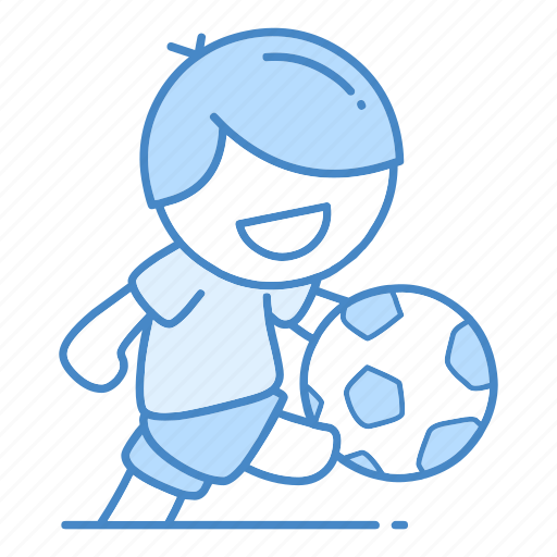 ball, football, game, kick, player, soccer, sport icon