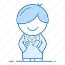 doctor, healthy, hospital, medical, nurse, professional, surgeon icon