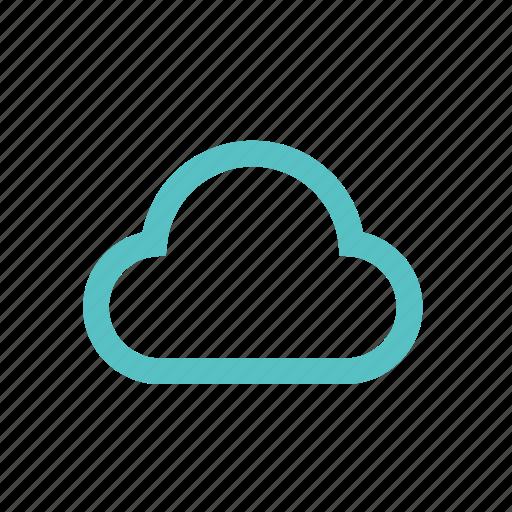 cloud, create, folder, guardar, repository, save, server icon