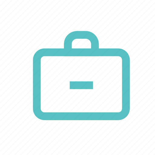 baggage, business, case, documents, portfolio, private, suitcase icon