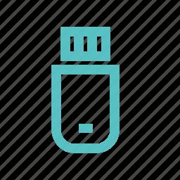 drive, flash, guardar, memory, save, usb icon