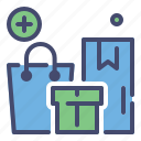 business, discount, fashion, items, sale, shopping icon