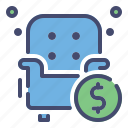 business, discount, fashion, price, property, sale icon