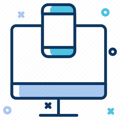 adaptive interface, data exchange, data transfer, development, interactive, simulator icon