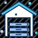 big data, bigdata, data, data server, data storage, database icon