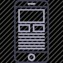 apple, iphone, safari, web, web browser icon