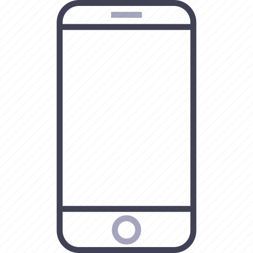 apple, blank, call, iphone, phone, smartphone icon
