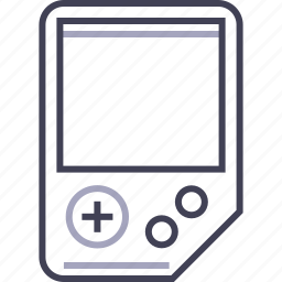 console, fun, game, gameboy, play icon