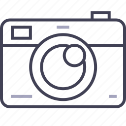 camera, digital, multimedia, photo, point and shoot icon