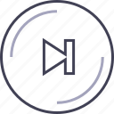 controls, forward, multimedia, player