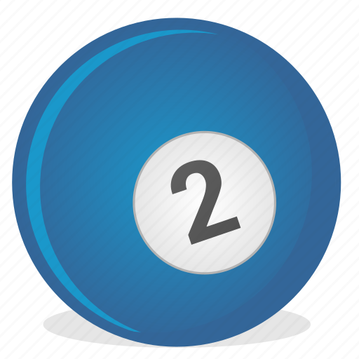 American, ball, billiard, two, game icon - Download on Iconfinder