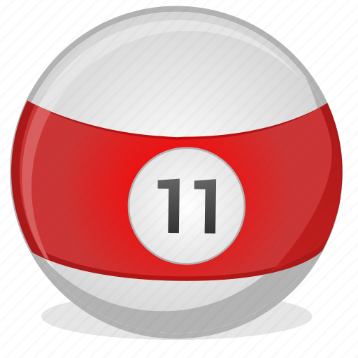 American, ball, billiard, eleven, game icon - Download on Iconfinder