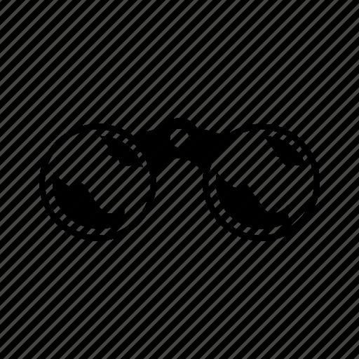 binoculars, eyeglasses, glass, glasses, look-see, spectacles icon
