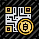 bar, bitcoin, code, online, payment