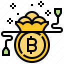 bag, budget, capital, fund, money icon