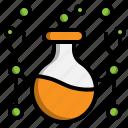 chemistry, laboratory, flask, lab, tool
