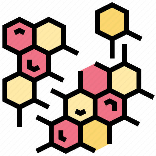atom, chemical, geometry, molecule, structure icon
