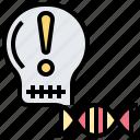 contamination, dangerous, dna, gmo, hazardous icon
