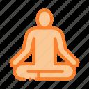 biohacking, exercise, pose, yoga