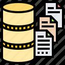 database, recovery, server, storage, system