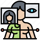 body, detection, identification, person, scanning