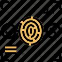 biometric, fingerprint, identity, scanning, security