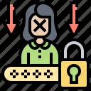confuse, error, login, password, wrong