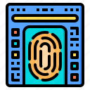 finger, identification, machine, scan, security, technology, verification