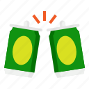 alcohol, beer, bottle, can, cola, drink icon