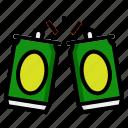 alcohol, beer, bottle, can, cola, drink
