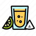 alcohol, drink, glass, shot, tequila icon