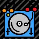 dj, music, sound, tune, turntable, vinyl